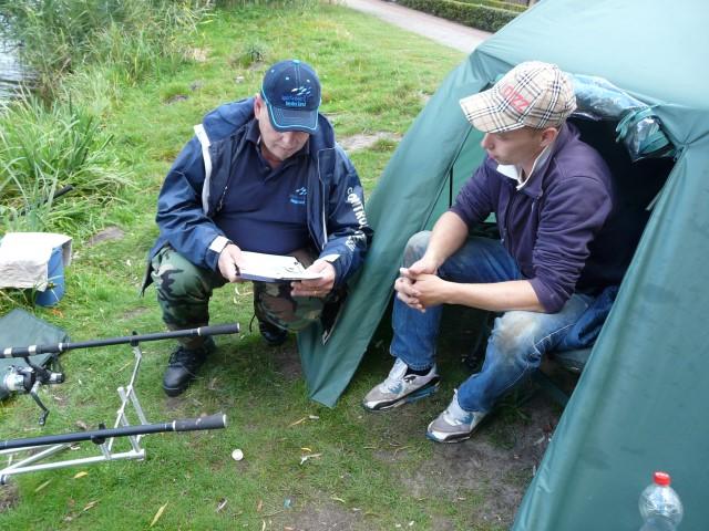 Lees meer over het artikel Controleur sportvisserij